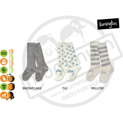 Lamington Merino Socks Newborn to 2Y