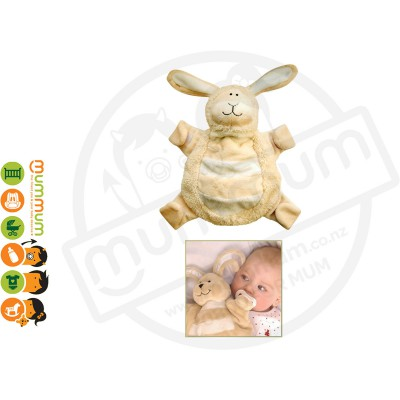 Sleepytot Comforter Yellow Lamb Large
