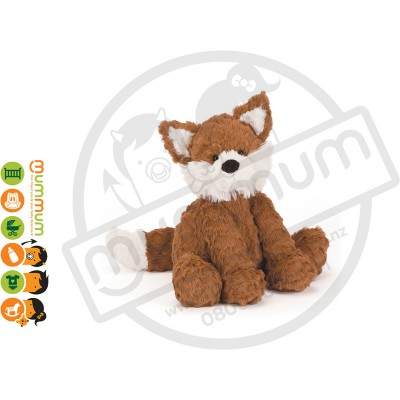 Jellycat  Medium Fuddlewuddle Fox Cub