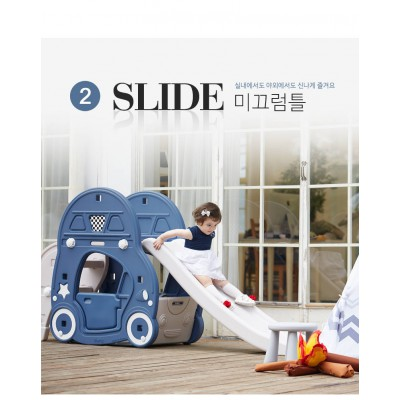 iFam KAKA ROOF Car Slide Blue & MAT Made in Korea L2.3xW58xH106 PREORDER ETA DEC