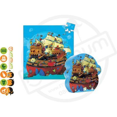 Djeco puzzle boat 54pieces 5Y+