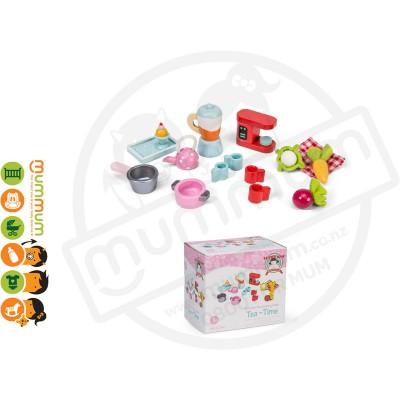 Le Toy Van Tea-Time Kitchen Accessory Pack