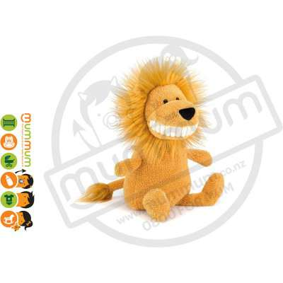 Jellycat Large Toothy Lion