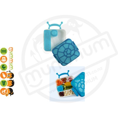 Boon Bento Snail Lunchbox