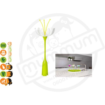 Boon Stem Flower (White/Yellow)