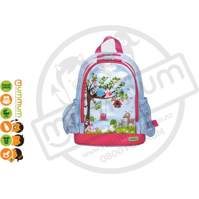 Bobble Art Backpack - Woodland (Large)
