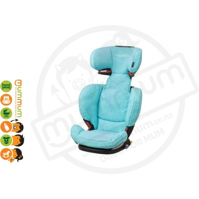 Maxicosi Rodifix Triangle Flow Booster Seat Euro Made IsoFix 15-36kg
