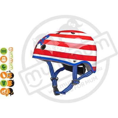 Micro Helmet Pirate Small 48-53cm