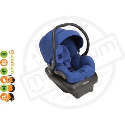 Maxicosi Mico AP Capsule Blue 0-10Kg with Base Rental is Available in Store