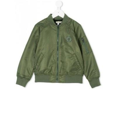 Kenzo kids Tiger patch bomber jacket 5A 6A