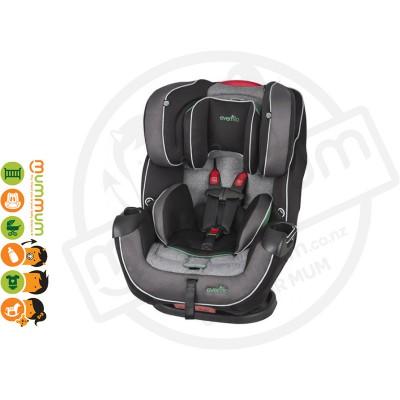 Evenflo Symphony DLX Platinum Alton Pro Comfort Car Seat