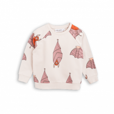 Mini Rodini Bats Sweatshirt - Grey