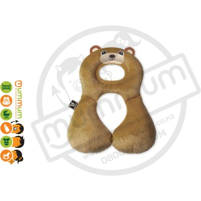 Benbat Travel Friends Total Support Headrest, 1-4years (Bear)