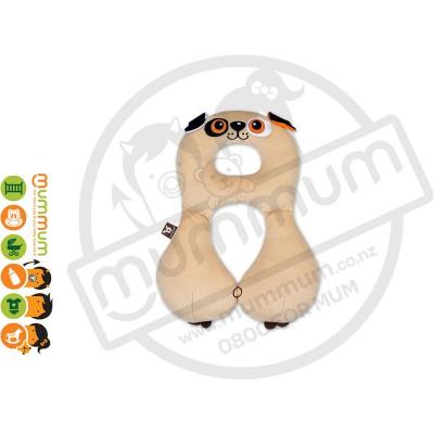 Benbat Travel Friends Total Support Headrest, 4-8years (Dog)