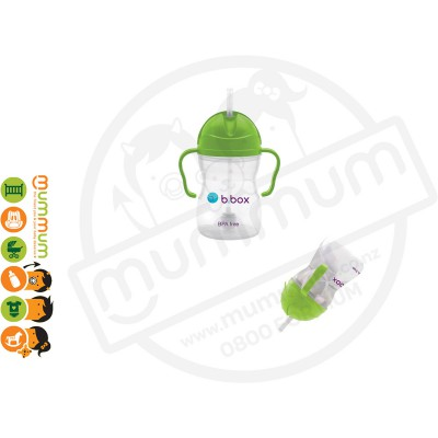 bbox Sippy Cup Apple Green