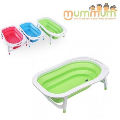 Jolly Jumper Karibu Style Large Flat Folding Bath - Green