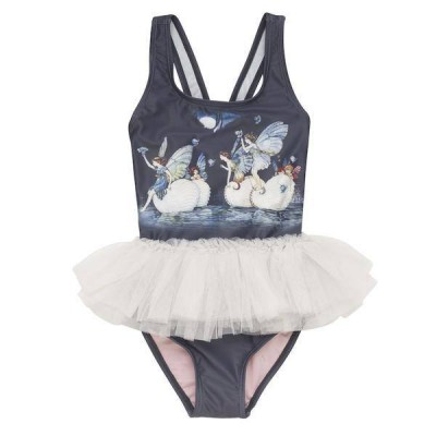 Rock your baby Swimming Togs Night Sprite Tulle 1 pc Charcoal 2-5Y Rock Your Kid