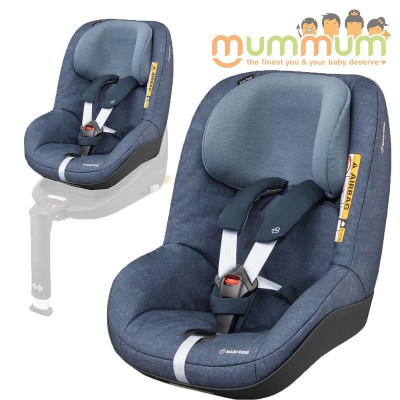 Maxi Cosi 2way Pearl Nomad Blue (Base Sold  Separately)