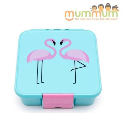 Little Lunch Box Co Bento Box Three----- Flammingo
