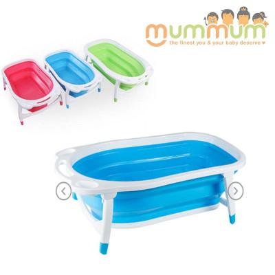 Jolly Jumper Karibu Style Flat Folding Bath - Blue