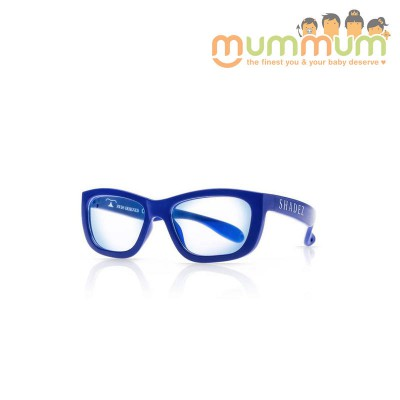 Shadez blue light glasses blue junior 3-7y