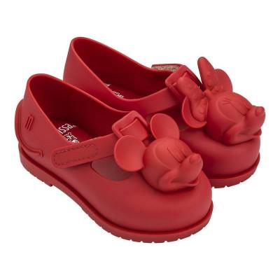 Mini Melissa Disney Classic Baby Red Matt Mouse 32387 US5-10