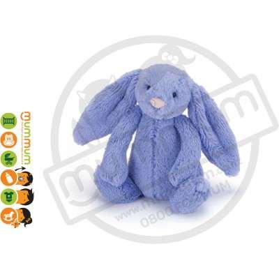 Jellycat Medium Bashful Bunny - Bluebell / Purple /lilac