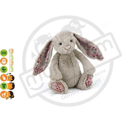 Jellycat Medium Bashful Bunny - Beige Blossom