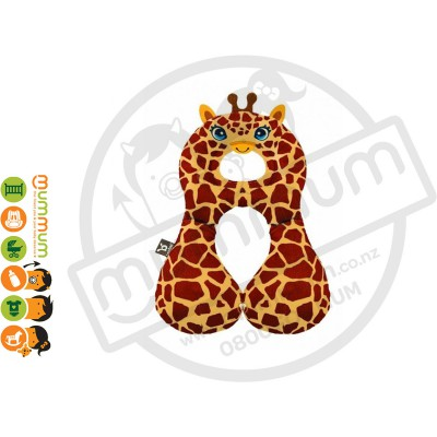 Benbat Travel Friends Total Support Headrest, 1-4years (Giraffe)