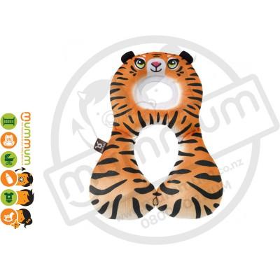 Benbat Travel Friends Total Support Headrest, 1-4years (Tiger)