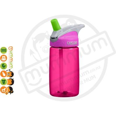 CamelBak eddy Kids 400ml Bottle Berry/Pink