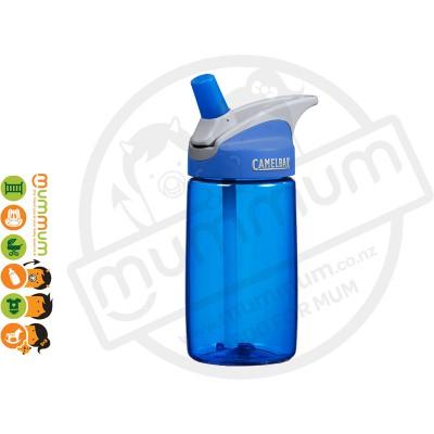 CamelBak eddy Kids 400ml Bottle Blue/Blue