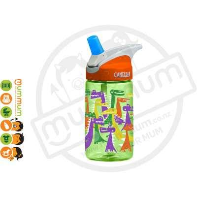 CamelBak eddy Kids 400ml Bottle Dino Party