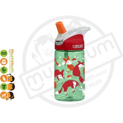 CamelBak eddy Kids 400ml Bottle Foxes