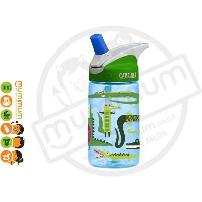 CamelBak eddy Kids 400ml Bottle Gators