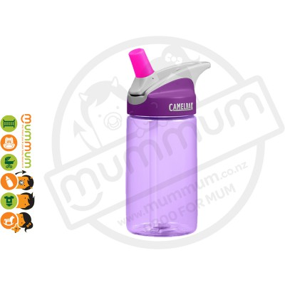 CamelBak eddy Kids 400ml Bottle Lilac