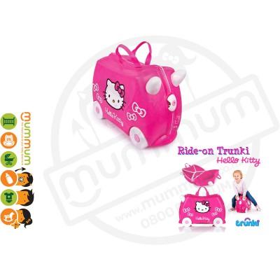 Trunki Ride On Case Hello Kitty Edition