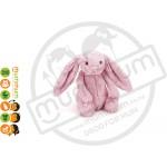 Jellycat Small Bashful Bunny - Tulip / Pink
