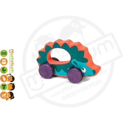 Le Toy Van Petilou Harrison Hedgehog on Wheels