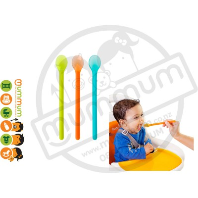 Boon Serve Weaning Spoon 6m+ BPA PVC Free Solid Feeding Spoon