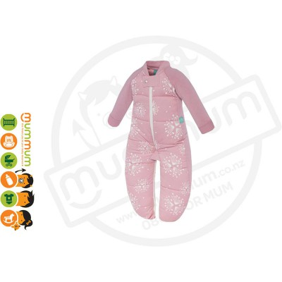 Ergopouch Sleepsuit Bag Dandelio 3.5TOG Choose Sizes 8m-6Y Pure Cotton