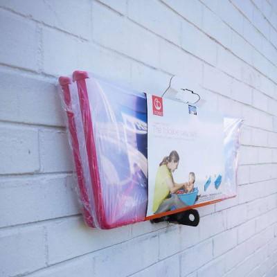 Stokke bath transparent pink