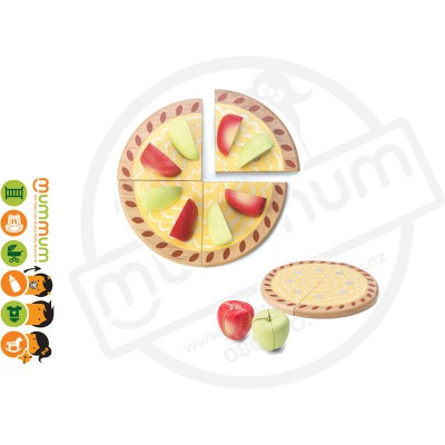 Le Toy Van Honeybake Apple Tart Wooden Playset 3Y+