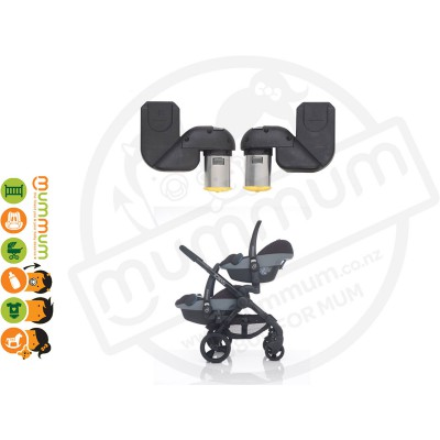 iCandy Peach 3 Lower Car Seat Adaptor for Maxi Cosi Capsule