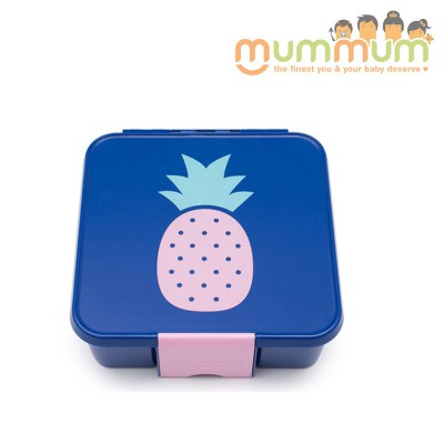 Little Lunch Box Co Bento Box Five-----------Pineapple