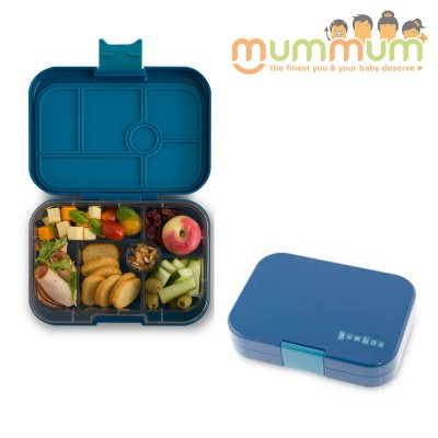 Yumbox 6 Empire Blue