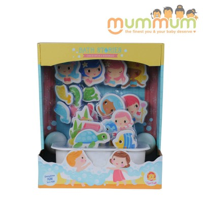 Tiger tribe bath stories mermaids For 3ys