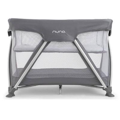 Nuna SENA Travel Portable Cot Graphite Easy Fold Pre-order