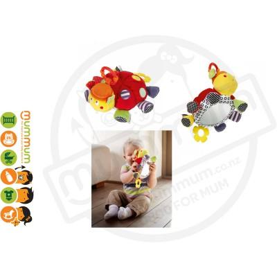 Mamas & Papas Activity Toy Lotty Ladybird Hug & Play Lotty