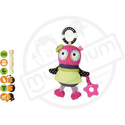 Mamas & Papas Activity Toy Olive Owl